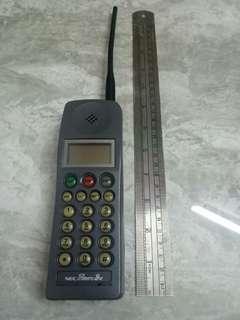 Vintage hand phone Nec primero Be 90s