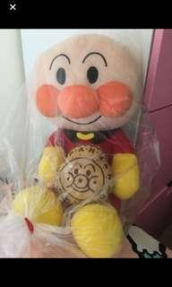 麵包超人大公仔 Anpanman big doll