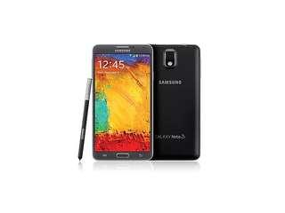 Galaxy Note 3 32GB Factory Unlocked works perfectly in good c