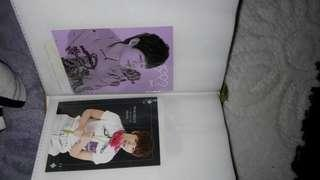 Infinite's official starcard (2 pcs)