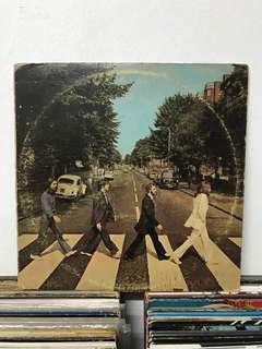 BEATLES Abbey Road 1969 LP