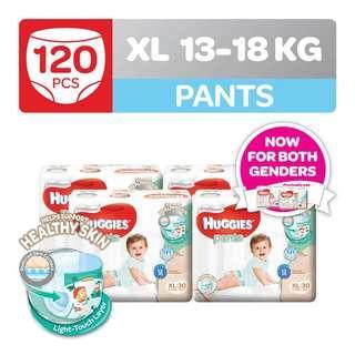 Huggies Platinum Pants XL (30 pants per pack)