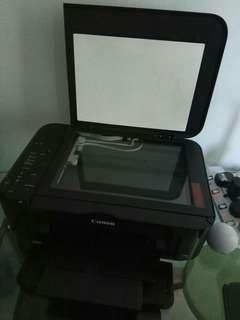 🚚 Canon printer with scanner MG3170