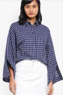 NEW Something Borrowed Boxy Top