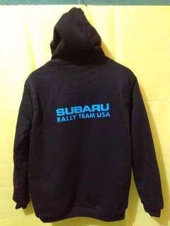 Subaru Hoodie Jacket