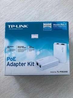 🚚 TP-LINK POE Adapter Kit #ENDGAMEyourEXCESS