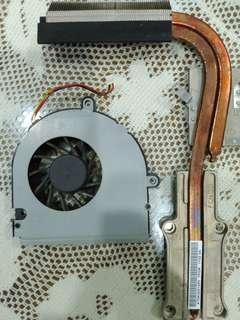 Cooling fan for laptop