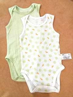 Uniqlo baby innerwear