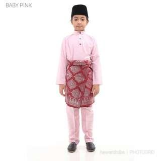 Baju Melayu Moden Kids