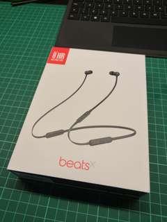 出售全新Beats X 無線藍牙耳機