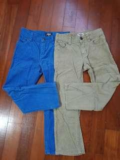Osh Kosh corduroy adjustable waist pants