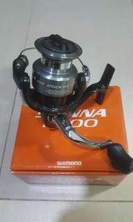 Shimano Sienna 2500 spinning reel