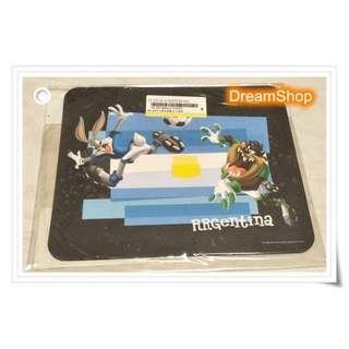 🚚 【DreamShop】原廠 華納 光學滑鼠墊(華納授權商品 底部止滑設計鼠墊不易移動)4