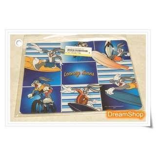 【DreamShop】原廠 華納 光學滑鼠墊(華納授權商品 底部止滑設計鼠墊不易移動)5