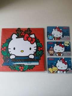 港鐵紀念車票 MTR Hello Kitty