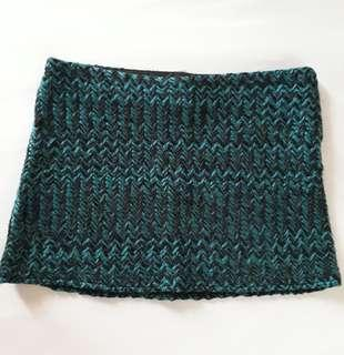 Pervert knit Mini skirt