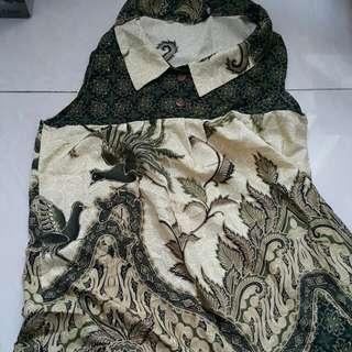 Batik Mini Dress/Top
