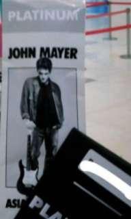 1 tiket konser john mayer platinum