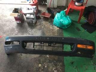 Sv4 front bumper