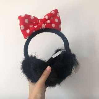 🚚 正版迪士尼米妮耳罩
