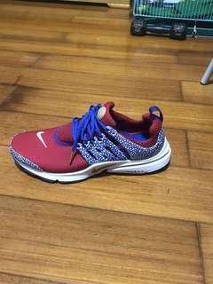 2手 九成新 Nike air presto qs 'safari pack' 運動鞋 慢跑鞋 可議價