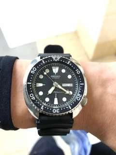 Seiko 6309-7040 turtle