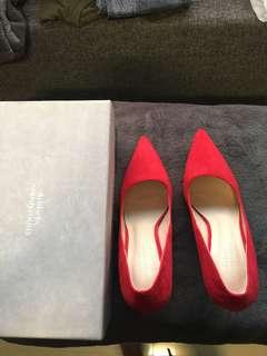 Brand New Addicts Anonymous Red Heels