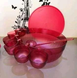 Tupperware cocktail (Red)