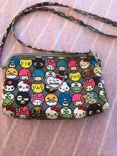 Jujube bequick with long strap