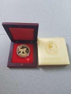 Zodiac Coin (Monkey)
