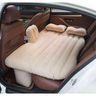FULL SET Inflatable Car Bed Car Air Mattress for Backseat