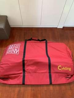 Bicycle check in bag for travel