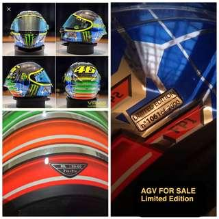 AGV VR46 Limited Edition