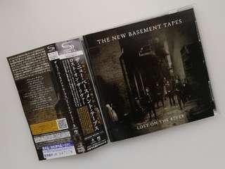 👍日版 SHM-CD The New Basement Tapes / Lost On The River 大碟 (見本品)