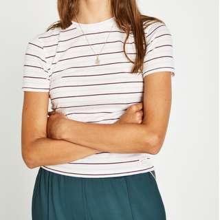 Jack Wills Randmoor Stripe Ringer T-shirt #EndgameyourExcess