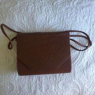 Brown Indie Bag