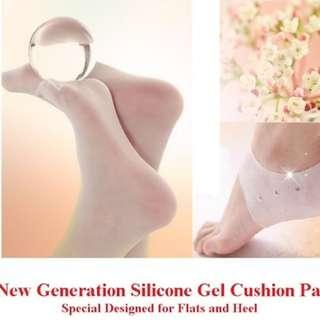 New Generation Silicon Cushion Pad for Heels