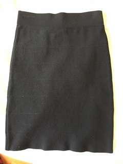 Seed bandage stretch skirt
