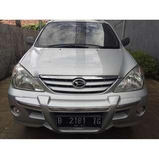 Dijual Daihatsu Xenia Xi  2004 MT