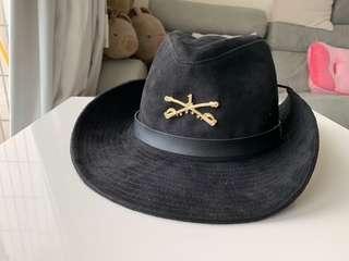 🚚 美國空中遊騎兵 酷黑絨挺帽 AIR CAVALRY