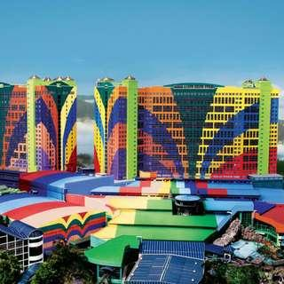 🚚 First World Hotel Genting Highlands Malaysia discount booking SALE