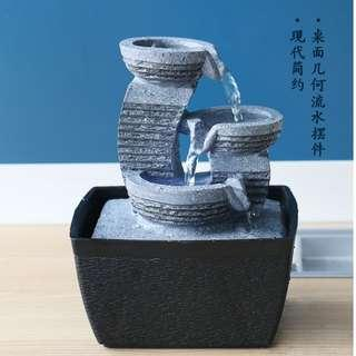Desktop Tabletop Water Fountain Water Feature Fengshui products