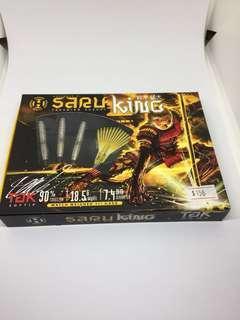 🚚 HARROWS DARTS-Soft tip-SARU KING 18.5 GRAMS