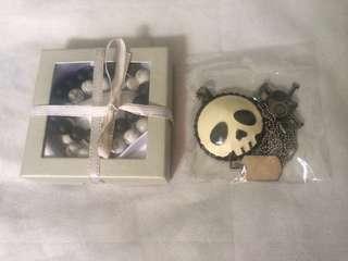 Couple Bracelet & Necklace