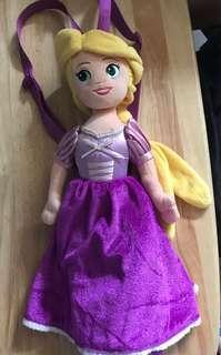 迪士尼長髮公主背包
