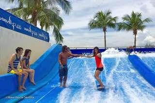 Wave House FlowRider 1hrs