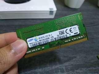 4GB RAM DDR4 for laptop/notebook