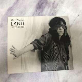 Patti Smith LAND (1975-2002) 2CD (printed in the EU)