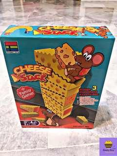 🔥 奶酪 🧀 叠叠乐 | Cheese Stacks 3 in 1 Games  (现货 | Ready Stock)