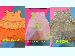 歐洲品牌 PRE NA TAL 裙3件$80 ,不散賣
